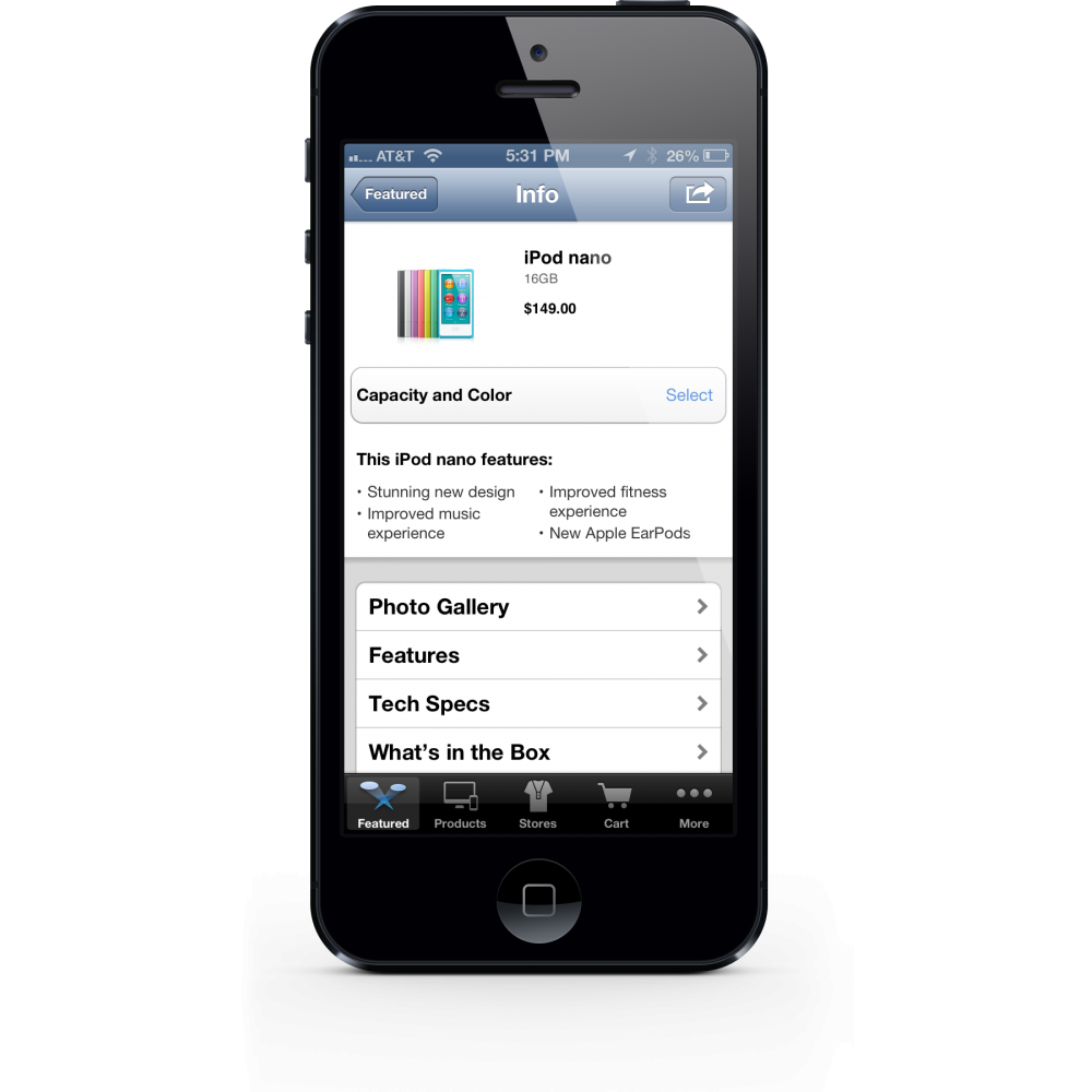 apple iphone 5 16gb black sim free from s o s mobiles uk. Black Bedroom Furniture Sets. Home Design Ideas
