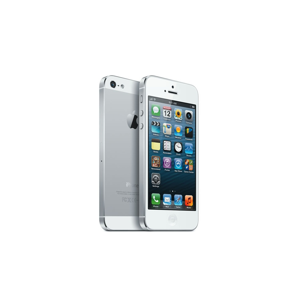 apple iphone 5 16gb white sim free from s o s mobiles uk. Black Bedroom Furniture Sets. Home Design Ideas